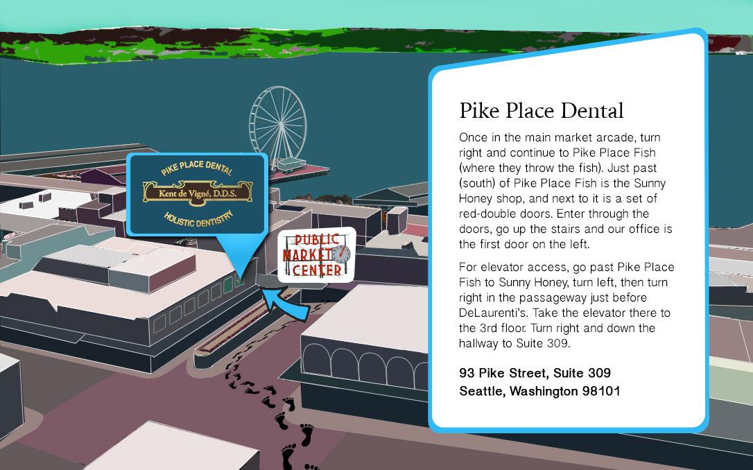 Home Pike Place Dental